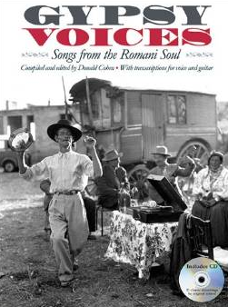 Gypsy Voices - Songs from the Romani Soul (Gypsy Voices Book & CD)