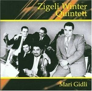 Zigeli Winter Quintett - Mari Gidli
