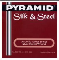 PYRAMID Silk & Steel