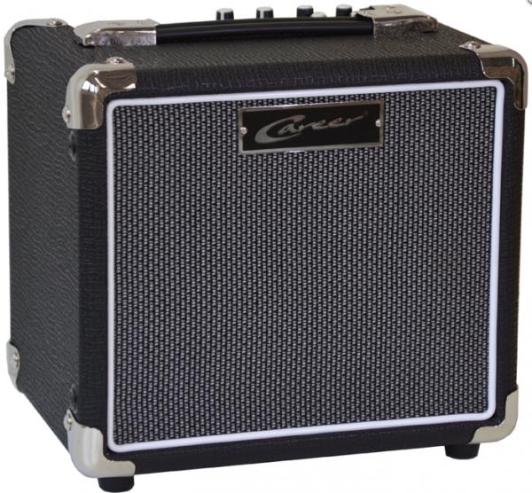 Career Merrit-10 Recording Amp, Batterie